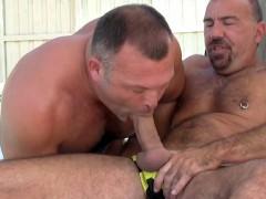 Big Dick Jason Proud Opens Up Bear Brock