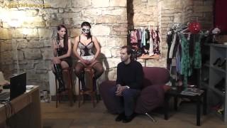 Two whores tease one guy Pornhubtv las