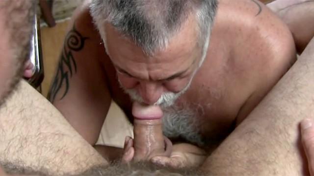 Порно Видео Старые Геи Кончают