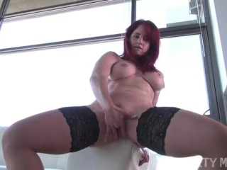 Tricked Into Bondage Stories Fucking, A Sexy Redhead In Stockings Big ass Babe Masturbation Red Head