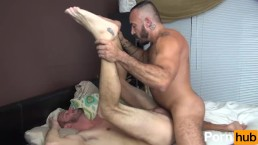 Bareback Bayou Butt Fuckers - Scene 4