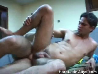 Latinos Ass Fucking On Top Of Billiard Table