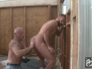 Daddies Dusty Wood and George Glass Fucking