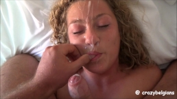 Biggest Amateur Facial Cumshots - Part 1