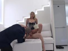 Hidden camera on sex photo session w/ ukrainian Aria Logan.Part 5