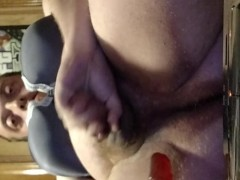 anal squirt time I