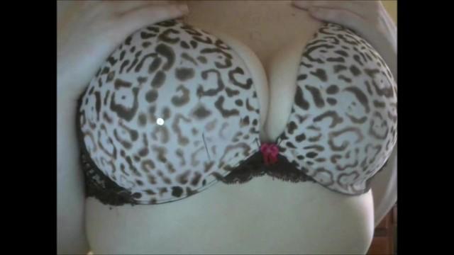 MsShynie Perfect Tits Bra Fetish
