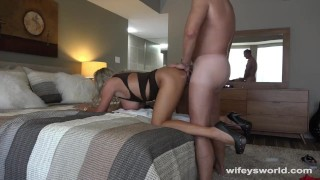 She Fills Her Mouth With Cum Mom old