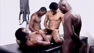 Over cumming other each group fucking