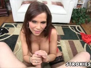 Handjob cum shots porn tube