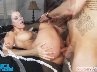 Peta Jensen fucks her friends brother - Naughty America