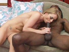 A BIG BLACK DICK IS WHAT SHE NEEDS!!