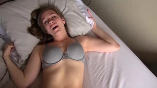 Intimate Sex Between Two College Students Cum babes