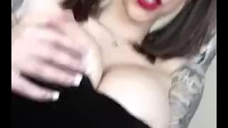Preview 1 of Karma Rx in pigtails at home deep anal penetration