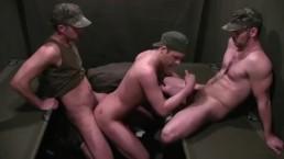 Owen, Brandon and Aaron