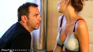Older nurumassage oils boyfriend adams alexis straight sex