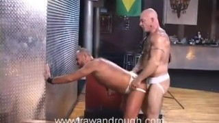 Fucked gets and flogged gets jake aaron leather play