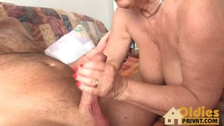 huge granny tits mother and facialized after blowjob pics