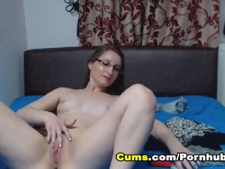 My Neighbors Wife Fucks Pussy Till She Cum