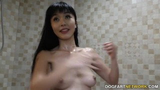Marica Hase BBC Anal with Mandingo big cock bbc hardcore asian black hairy pussy vibrator deepthroat face fuck japanese behind the scenes dogfartnetwork brunette ass fuck natural tits big dick hd petite