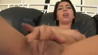 Small Tit Babe Cumming On A Big Cock
