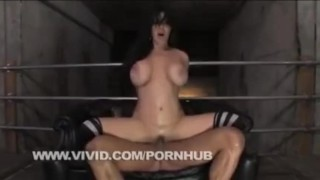 Described Video - Chyna's New Porno