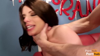 Described Video - Handy Tanner Fucks Aunt Fuck on Air Full Holes Parody 1 porno