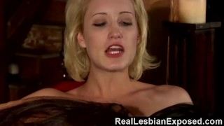RealLesbianExposed - Caged Lesbians Gone Wild porno
