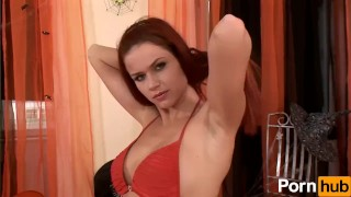 Halloween sexy  scene babe striptease