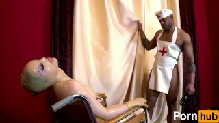 Mystery Clinic 3 - Scene 4 Showers peeing