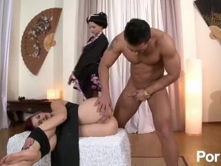 Ivana Sugar the Russian Porn Star 7 days of pleasure – Scene 3