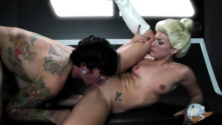 Andy San Dimas Likes the Tron Sex Experience Pron SC4