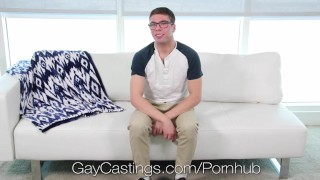 In flare devin audtion by agent live gaycastings fucked gay anal
