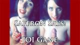 JOI Game! Saffron Says! Sexy Snapchat Saturday – May 14th 2016