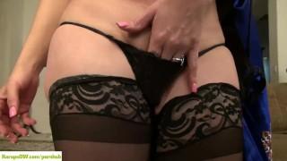 KarupsOW - Sasha Soja Toying Mature Twat Masturbation dildos