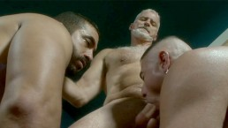Muscle Daddy 3-Way