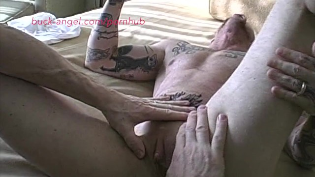 Buck man with pussy Ftm transman buck angel is a dirty pig and loves to get his pussy fucked