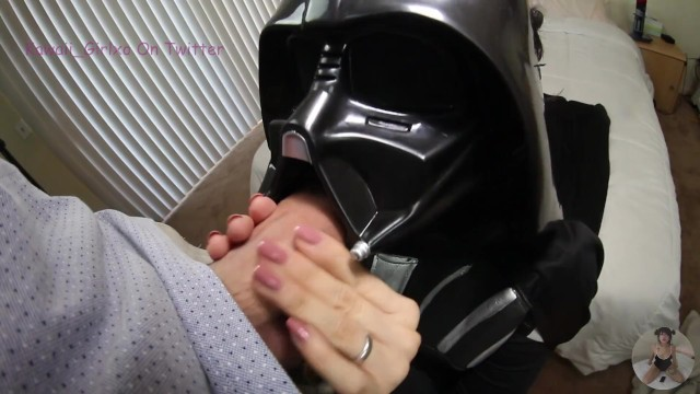 Adult darth vader costumes plus sizes Darth vader gets ass fucked a sprayed with cum