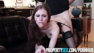 PropertySex - Cherry picking real estate agent takes client's virginity