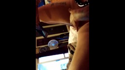 My little sub slut playing on snapchat