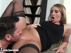 WANKZ - Office Hottie Will Do Anything for Raise!