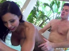 Stepfather stepdaughter fucked in the ass