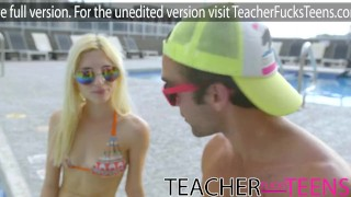 Teacher seduces student cock and young girlfriends  very-young-teen dick-riding shaved-pussy pussy-licking masturbating tiny-teen natural-boobs 4some cowgirl group-sex small-tits teacherfucksteens fourway 4way