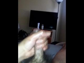 Male Solo Masturbation