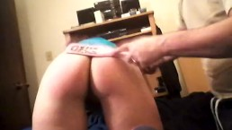 POV WIFE HAS BEEN BAD SO SHE NEEDS A GOOD SPANKING LOL ★
