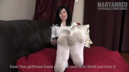 You have a Dirty Stinky Socks Fetish - c4s.com/95843/14693211
