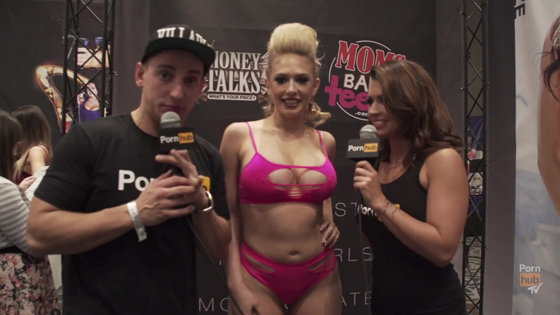 Vitaly zd at avn 2016 with eva lovia and celeste star interviews