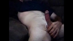 Male Jerking Off On The Webcam