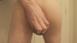 playing with my blue dildo (big boy dildo) - 1080p 24fps 6.7mbps