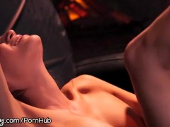 Girlsway Kendra Lust Licks Young Lesbian